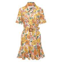 Льняное платье Zimmermann 11618863