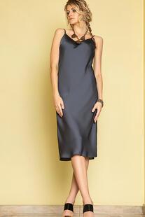 Шелковое платье комбинация Me Today 12641100