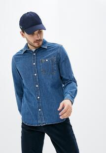 Рубашка джинсовая Lacoste MP002XM1H6R1CM390