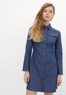 Платье джинсовое Suara Femme MP002XW059ZMR460
