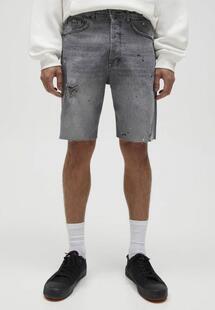 Шорты джинсовые Pull&bear IX001XM00AXTE400