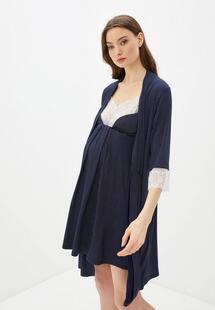 Халат и сорочка ночная Hunny Mammy MP002XW04UBQR440