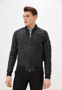 Куртка кожаная Urban Fashion for Men MP002XM1H8ABR500