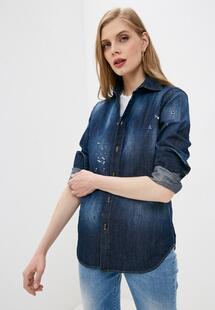 Рубашка джинсовая Dsquared2 RTLAAB727301I380