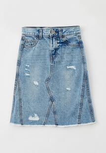 Юбка джинсовая Sela MP002XG01NTACM122