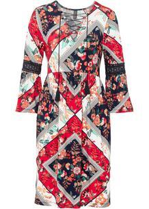 Платье из трикотажа bonprix 267055043