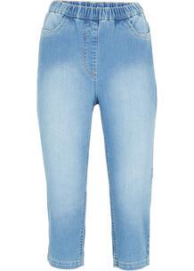 Капри джинсовые bonprix 267075066