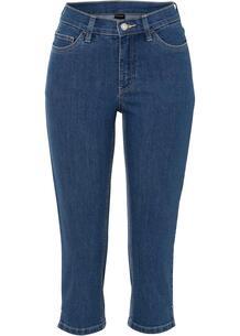 Капри джинсовые bonprix 267011170