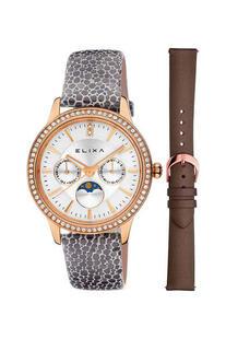 Наручные часы, сменый браслет ELIXA 12526954
