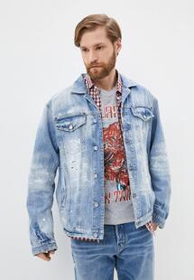 Куртка джинсовая Dsquared2 RTLAAB715201INS