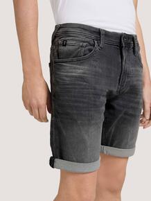 Regular fit sweat denim shorts Tom Tailor 778318