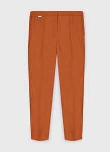 Укороченные брюки из хлопка O`Stin 180748820299