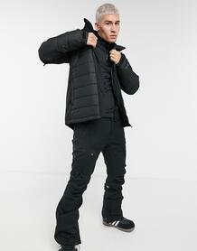 Черная лыжная куртка Moount 20-Черный Protest 10303794