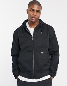 Черная куртка с капюшоном -Черный Dickies 10253736