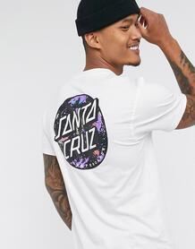 Белая футболка -Белый Santa Cruz 10398037