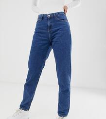 Синие прямые джинсы -Синий Noisy May Tall 8898394