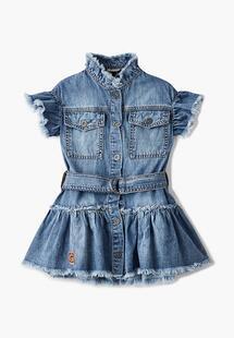Платье джинсовое Gulliver GU015EGMFOT3CM122