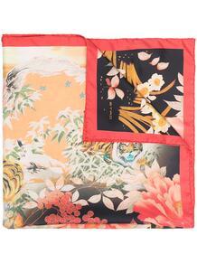 платок с принтом Etro 16274155636363633263