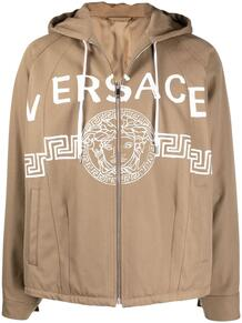 худи с логотипом Medusa Versace 164264305348