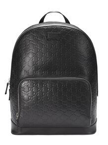рюкзак ' Signature' Gucci 12032139636363633263