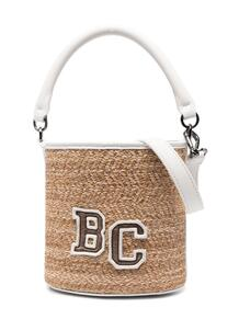 плетеная сумка-ведро Brunello Cucinelli Kids 16449492791101013283