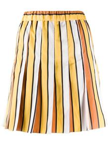 полосатая юбка с эластичным поясом Marni 156585205248