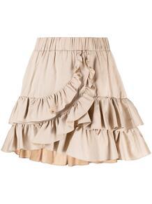 юбка с оборками FEDERICA TOSI 163905775248