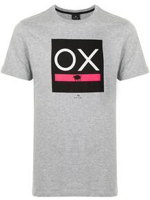 футболка Ox с логотипом PS Paul Smith 1644624776