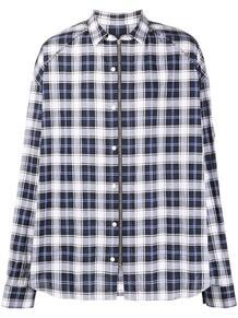 клетчатая рубашка на молнии JUUN.J 149252035348