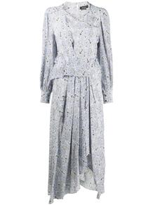 платье миди с принтом пейсли Isabel Marant 157337165154