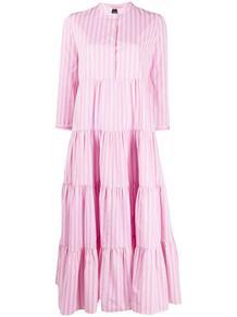 платье-рубашка в полоску ASPESI 161089295252