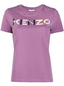футболка с логотипом Kenzo 1649097876