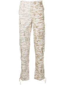 брюки карго с камуфляжным принтом STAMPD 163913185150