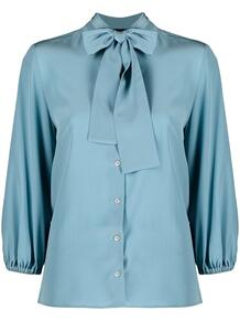 блузка с бантом ASPESI 164391975248