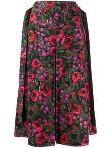 юбка с принтом Marni 142189625248