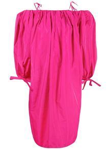платье на одно плечо MSGM 161536775154