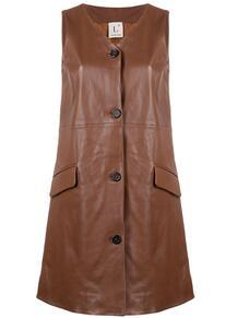 платье с V-образным вырезом L'Autre Chose 165665335250
