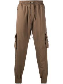 брюки карго с эластичным поясом REPRESENT 160439928883