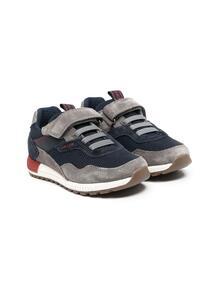 кроссовки со вставками Geox 162933935149