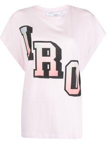 футболка с логотипом IRO 165324838883