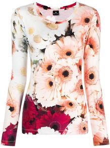 толстовка с цветочным принтом PS Paul Smith 1658509776