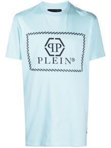 футболка с логотипом PHILIPP PLEIN 16491985888876