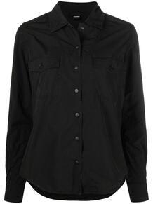 рубашка с длинными рукавами и карманами ASPESI 1645069883
