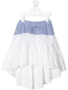 юбка с асимметричным подолом Monnalisa 165893534948