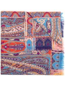 платок с принтом пейсли Etro 16559256636363633263