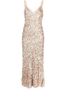 платье с пайетками MARIA LUCIA HOHAN 165290825248
