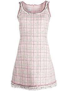 платье в клетку GIAMBATTISTA VALLI 165553605250