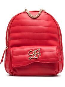 стеганый рюкзак с логотипом Liu Jo 16533958636363633263