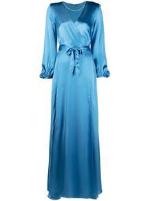 платье с запахом и разрезом Liu Jo 165190565252