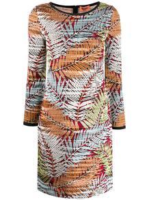 короткое платье с принтом Missoni 147219755250